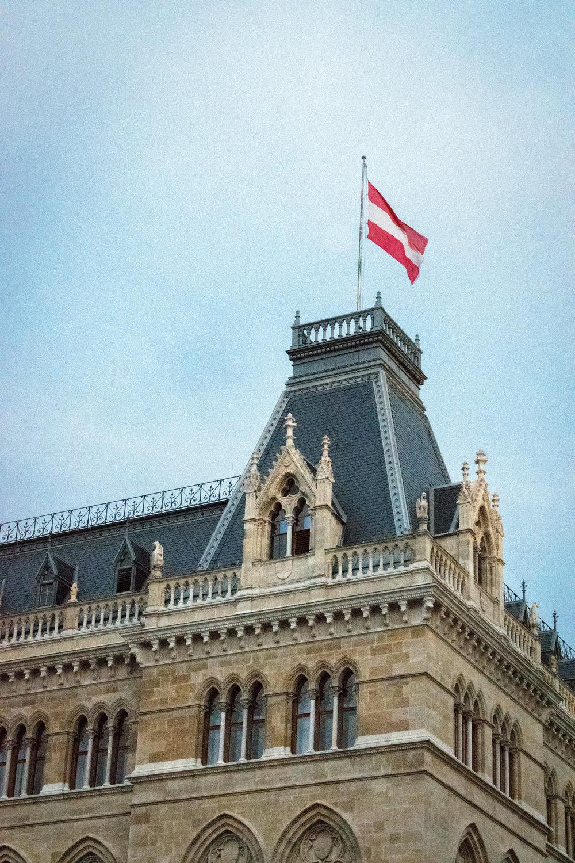 Wiener Rathaus, Vienna's city hall