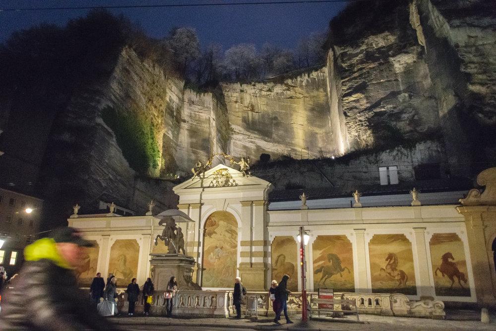 Siegmundstor Tunnel