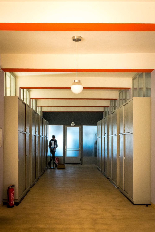 student dorms (Preller house)