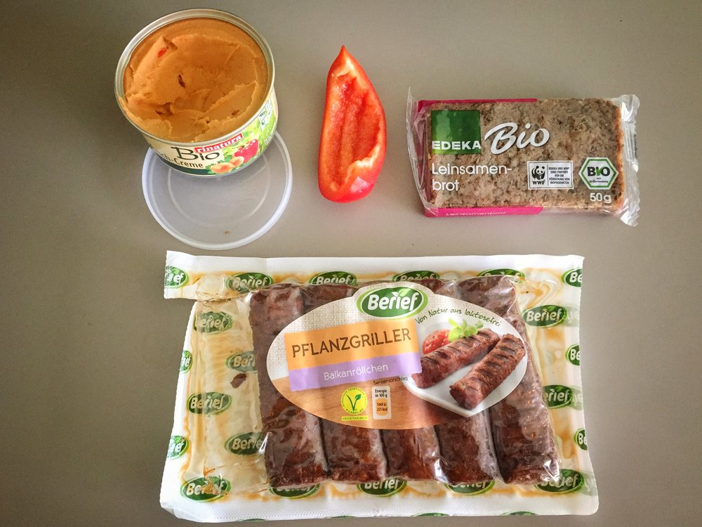 grocery fare (Lüdinghausen)