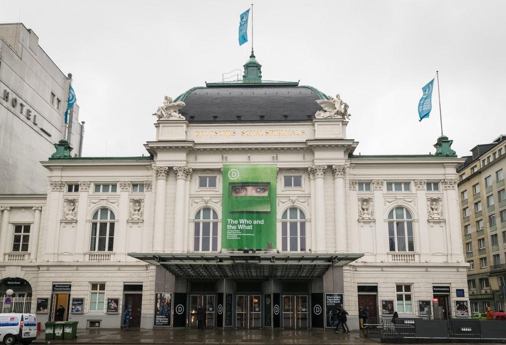 Deutsches SchauSpielHaus (theater) Hamburg