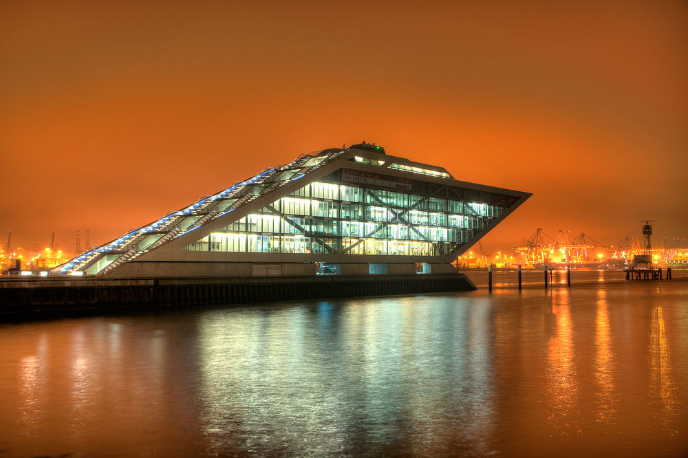 Dockland looks like... (photo credit: Medvedev)
