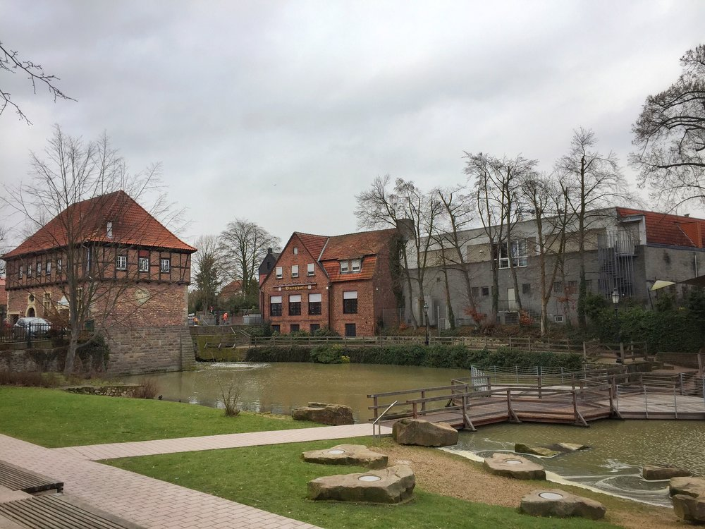 Lüdinghausen downtown