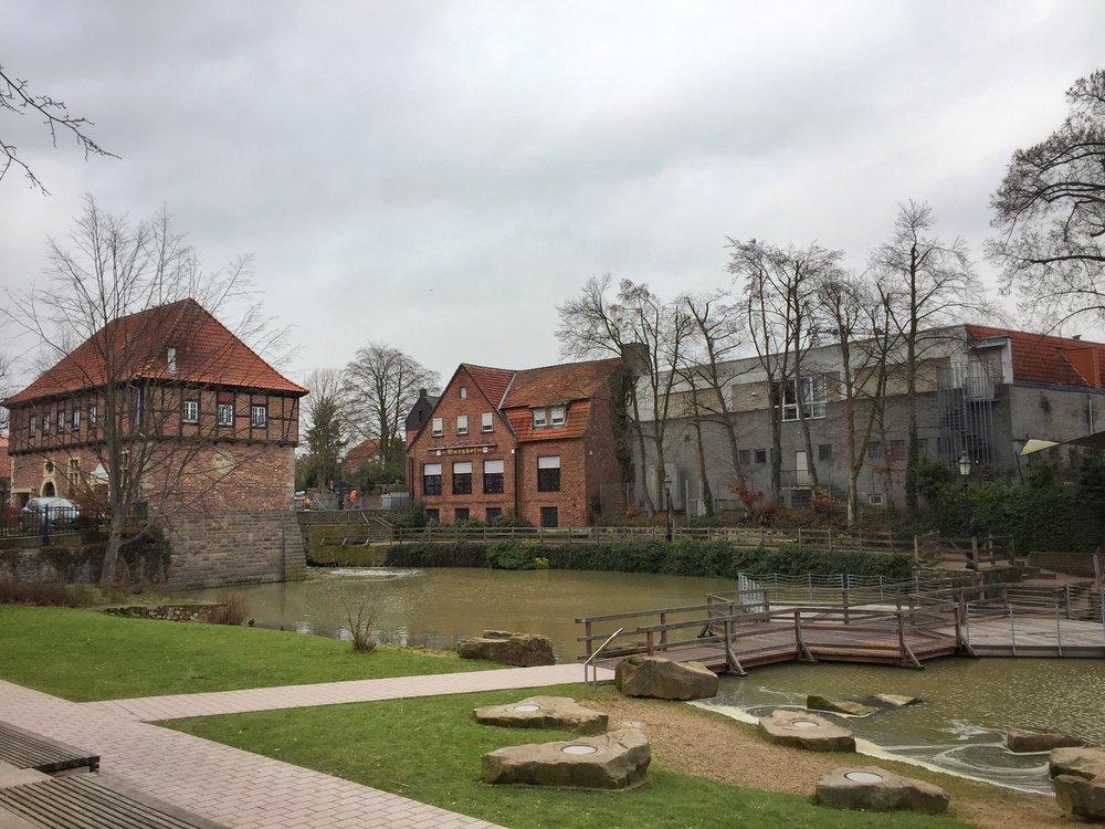 Lüdinghausen downtown