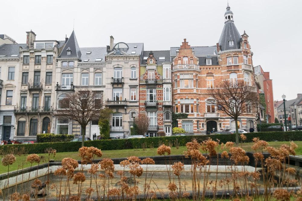 Ambiorix Square