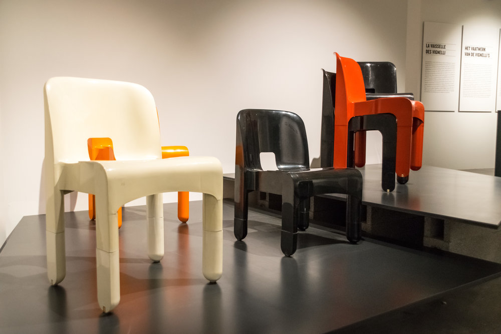 the roots of mass-produced plastic furniture