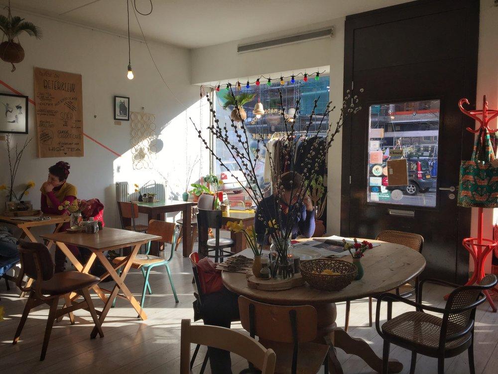 restaurant/shop Beter & Leuk