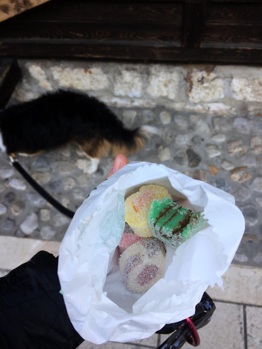 halva jellies (Sarajevo)