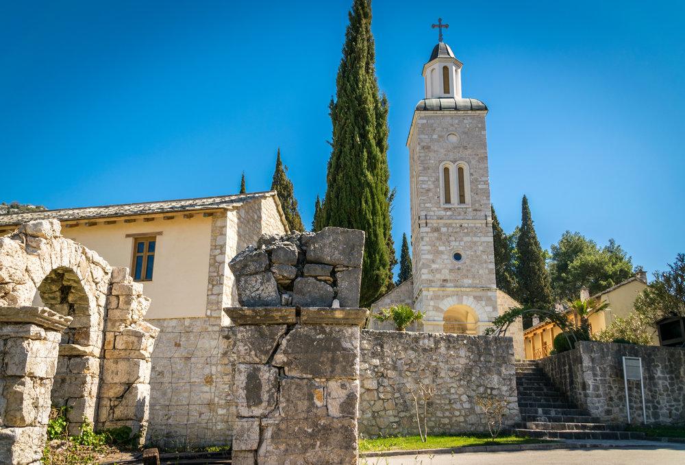 Herzegovina Žitomislići monastery-1.jpg