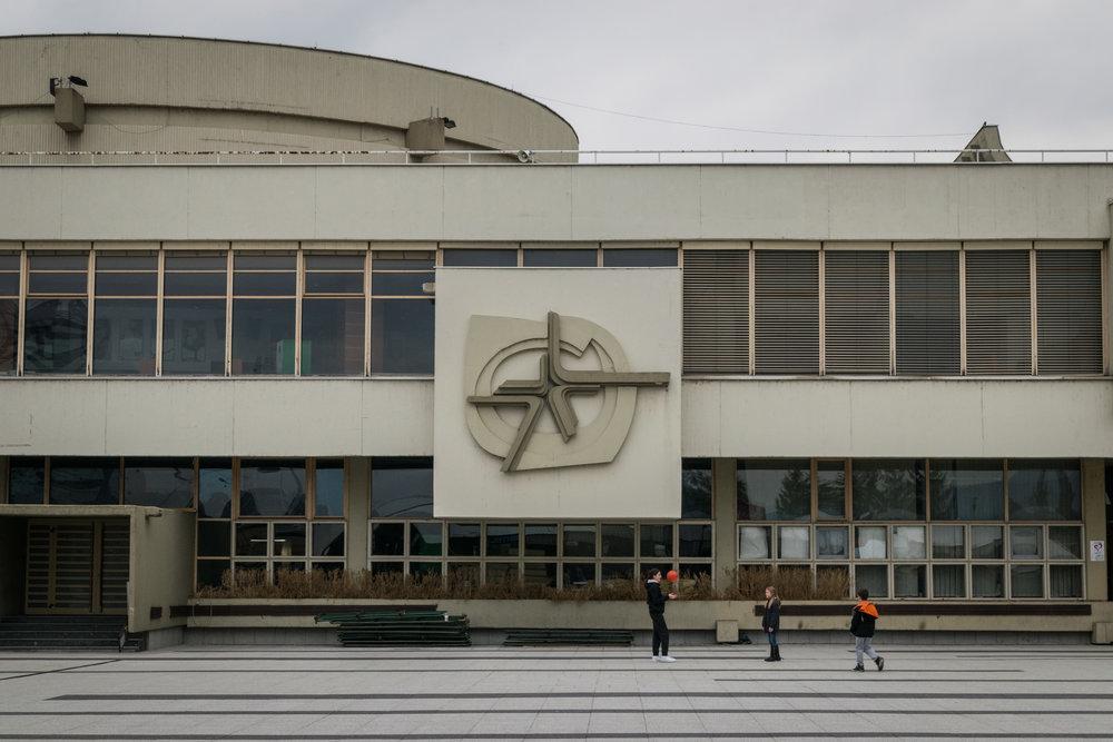 Yugoslavia youth club