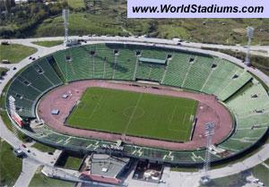 Koševo stadium today
