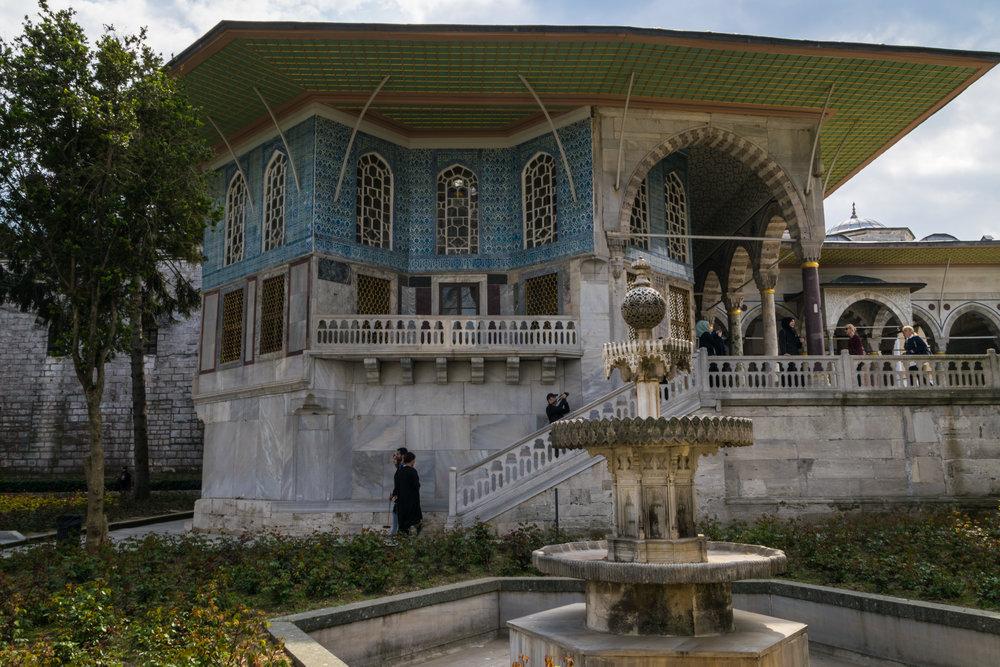 exterior Bağdat Köşkü (Baghdad kiosk)
