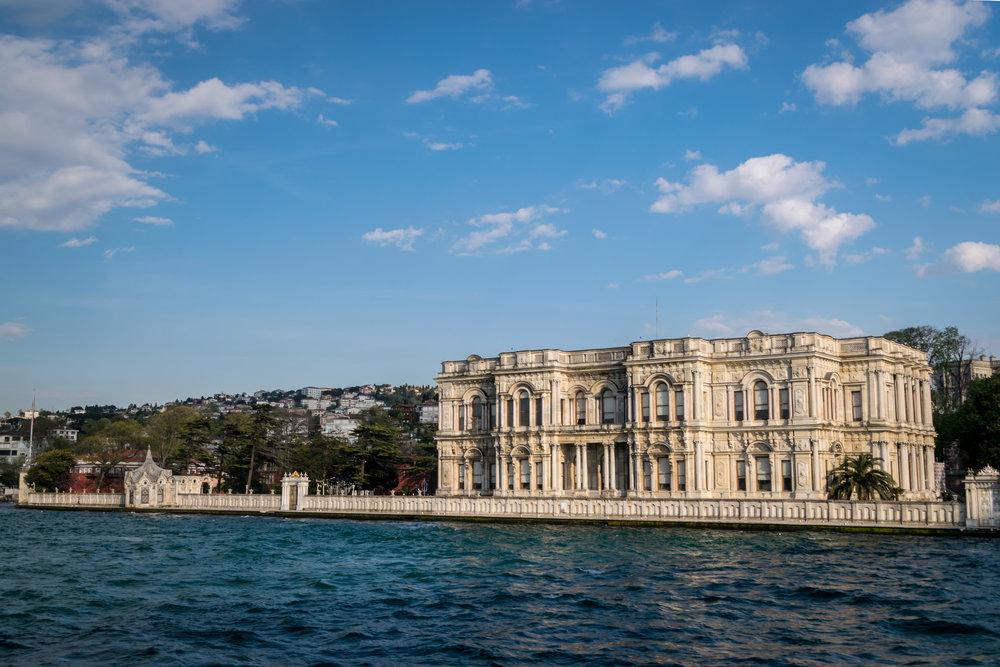 more Beylerbeyi Palace