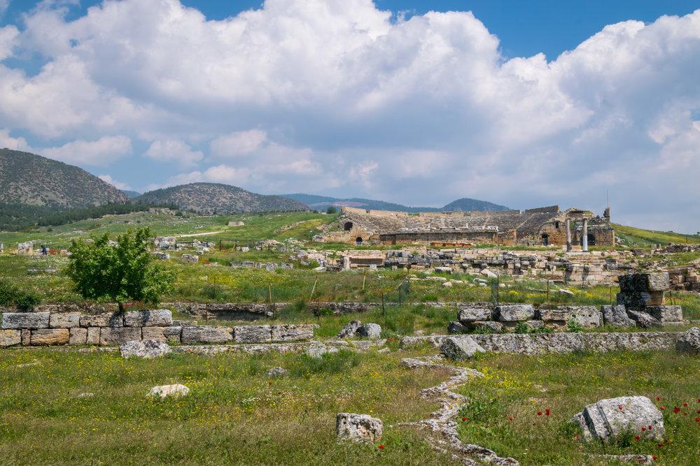 theatre ruins