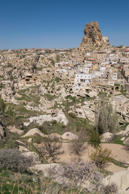 Uchisar Castle & Village