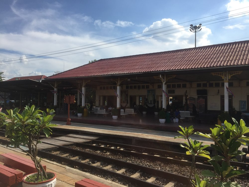 Ayutthaya station