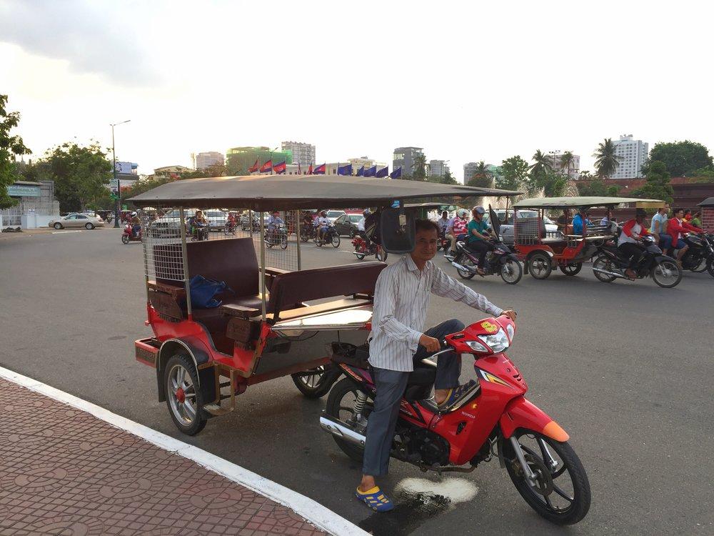 best tuk tuk driver ever :)