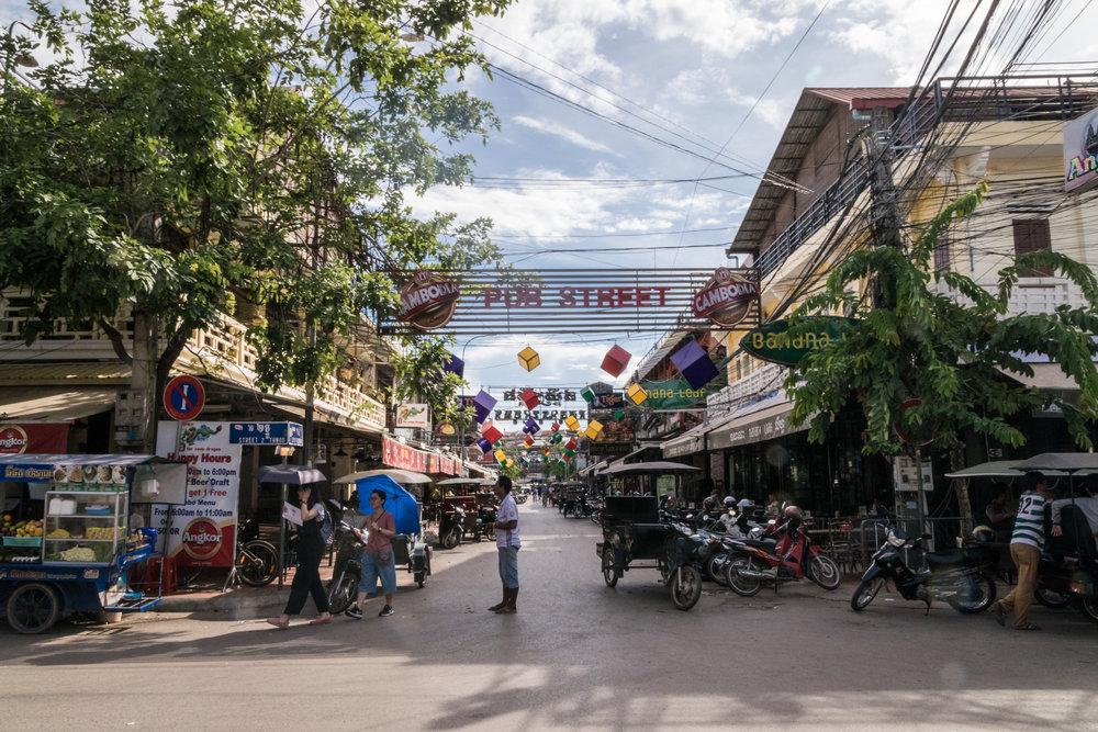 tourist magnet Pub Street