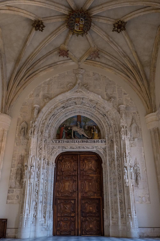 Monastery of Santa Maria de El Paular
