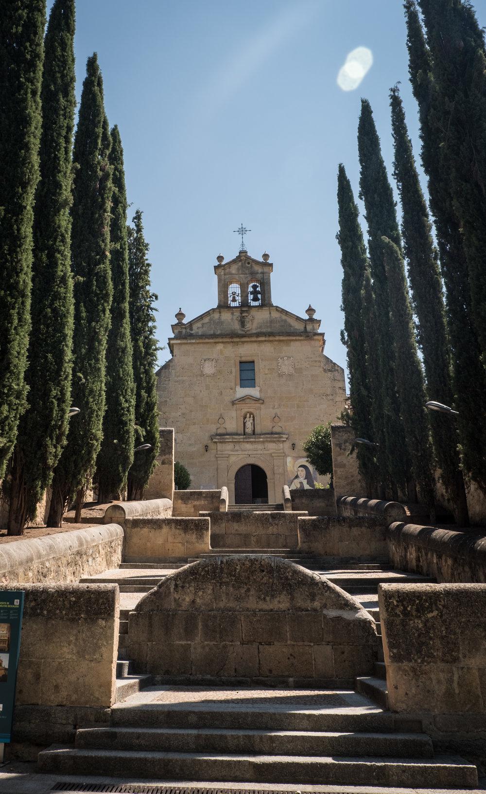 Monastery Padres Carmelitas