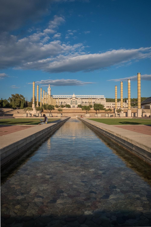 Estadi Olímpic de Montjuïc