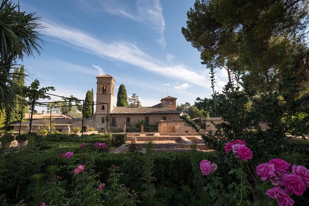 Medina & Parador de Granada