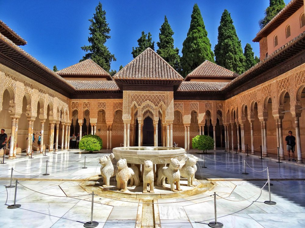 Patio de los Leones (photo credit:  World Wanderista )