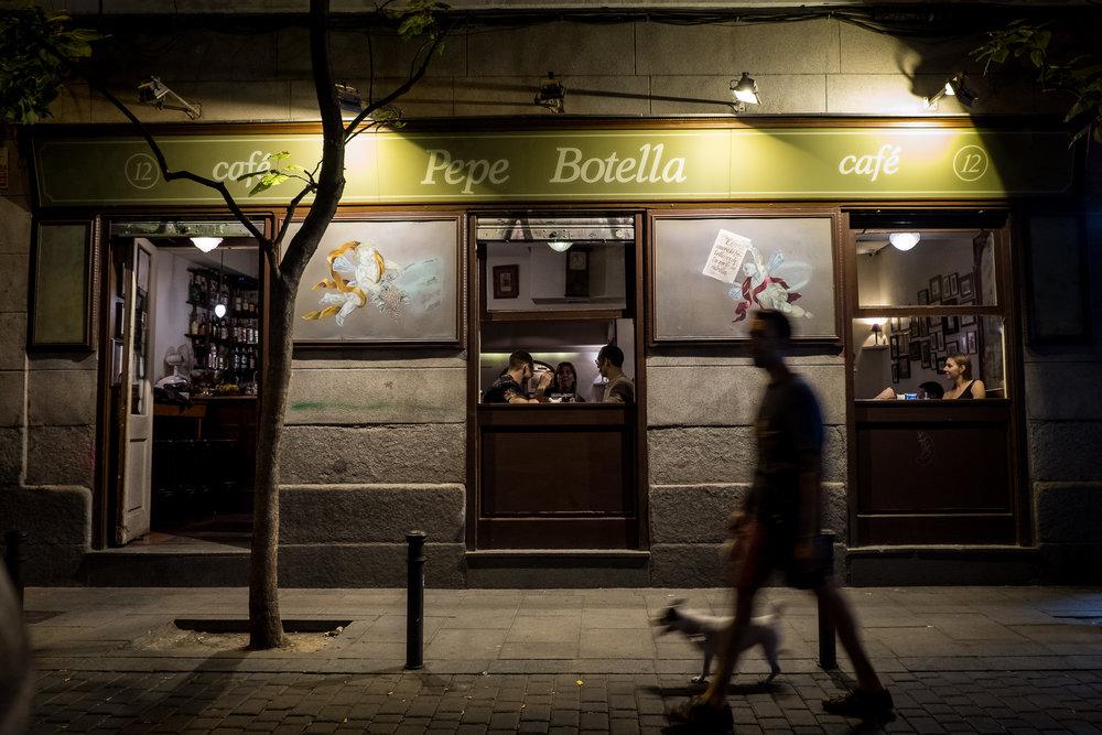 Pepe Botella