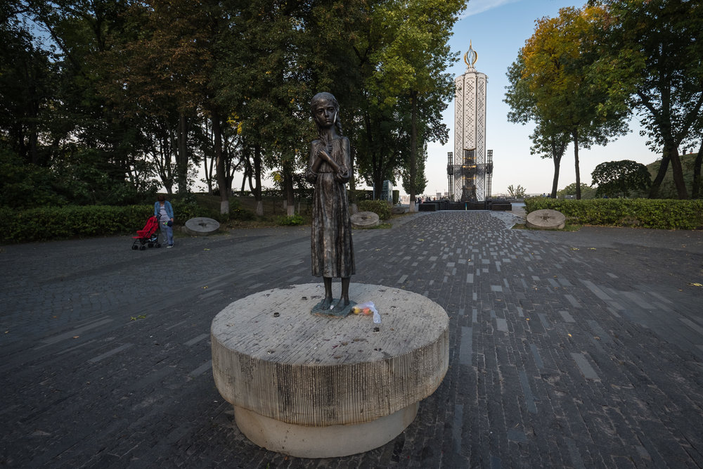 Holodomor Victims Memorial