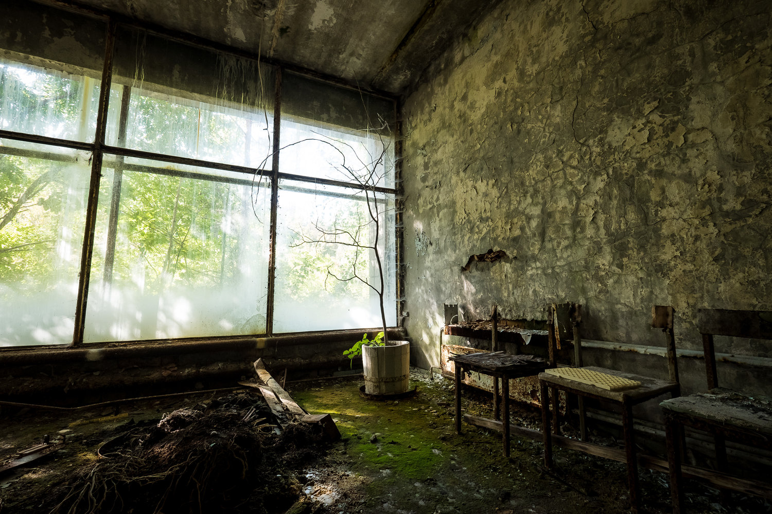 Two days in the Chernobyl Exclusion Zone, part I — My