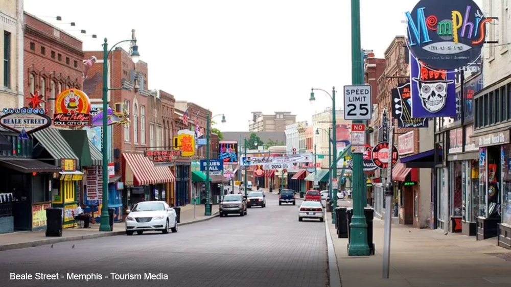 Beale Street during the day (photo credit: expedia.com)