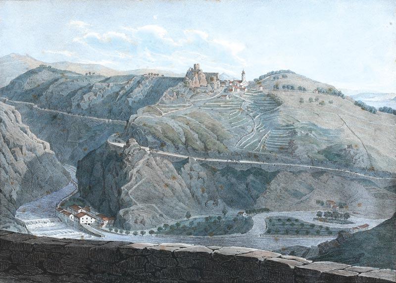 paper factory beginnings, mid-1800s (image source: muzej-rijeka.hr)