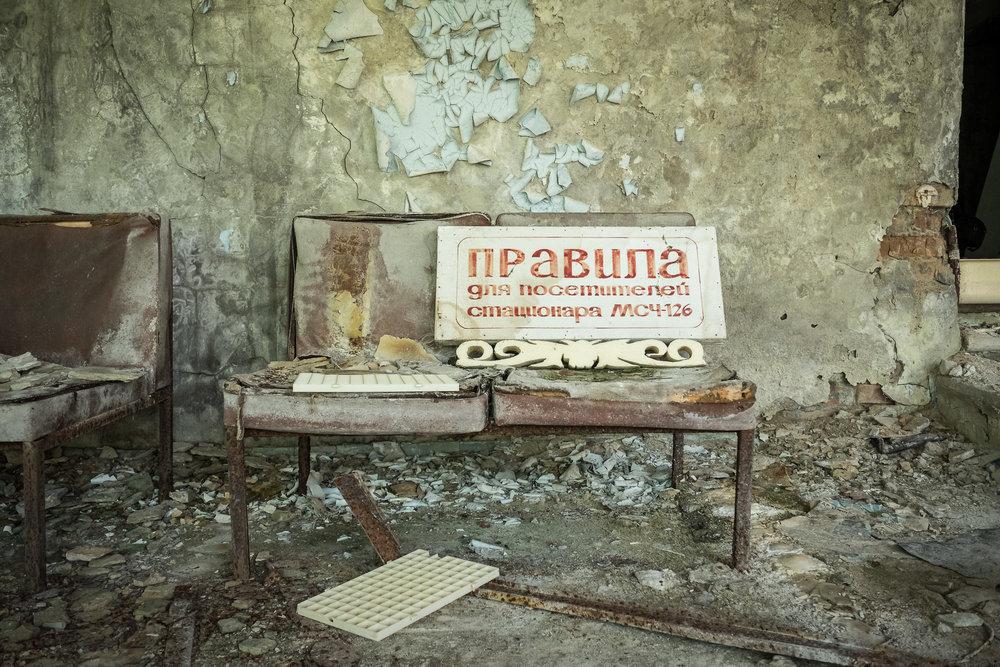 Abandoned -