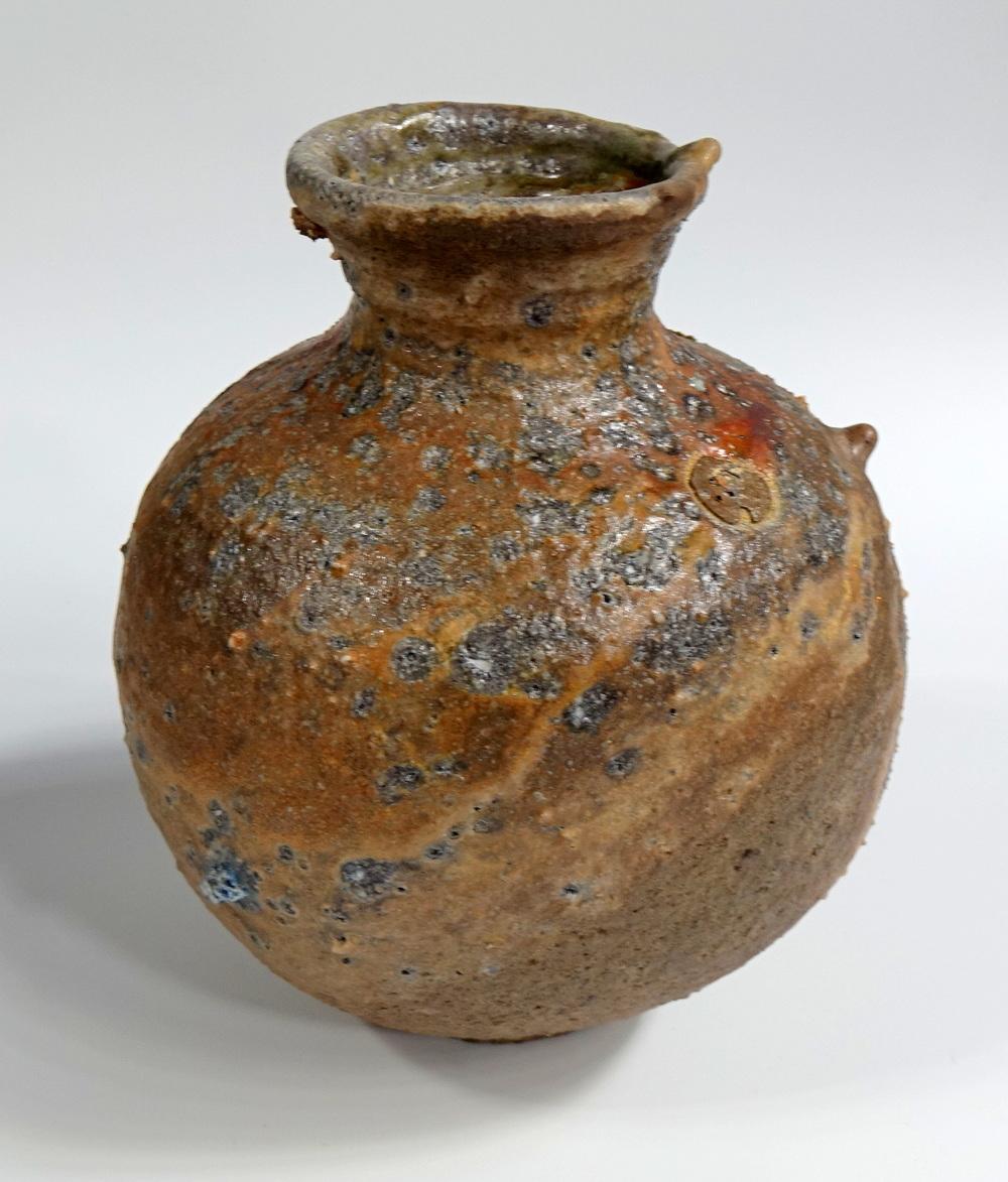 Anagama Woodfired Vase