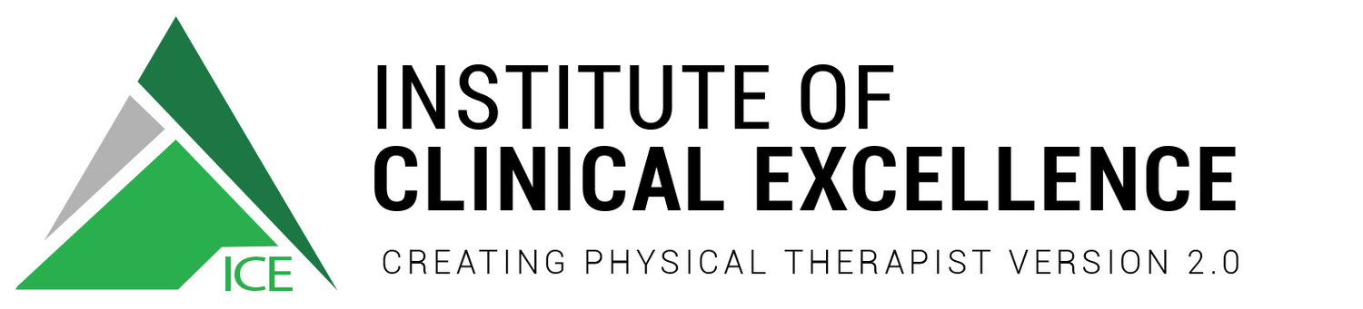 Institute of Clinical Excellence