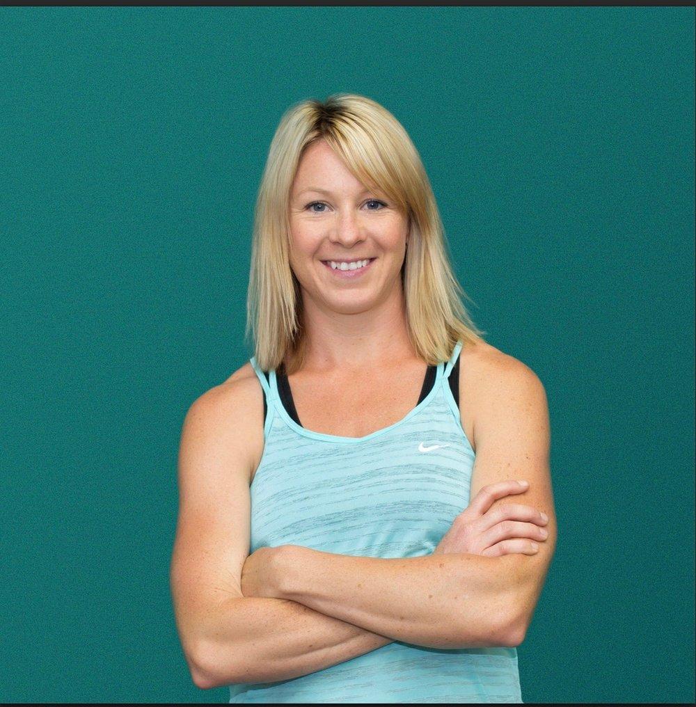 Coach Gretchen