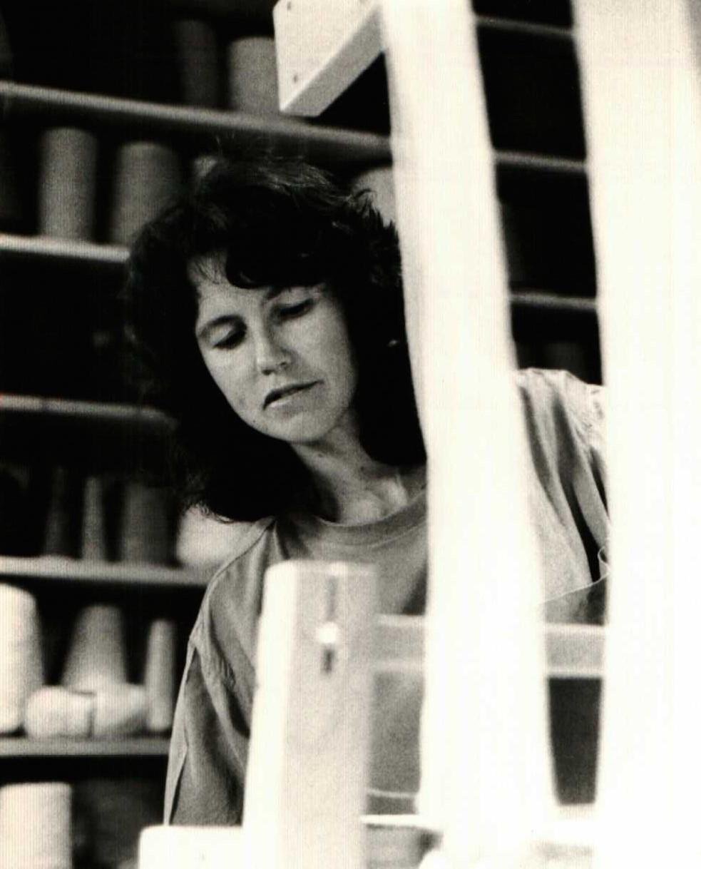 Carol Weaving (Black & White).jpg