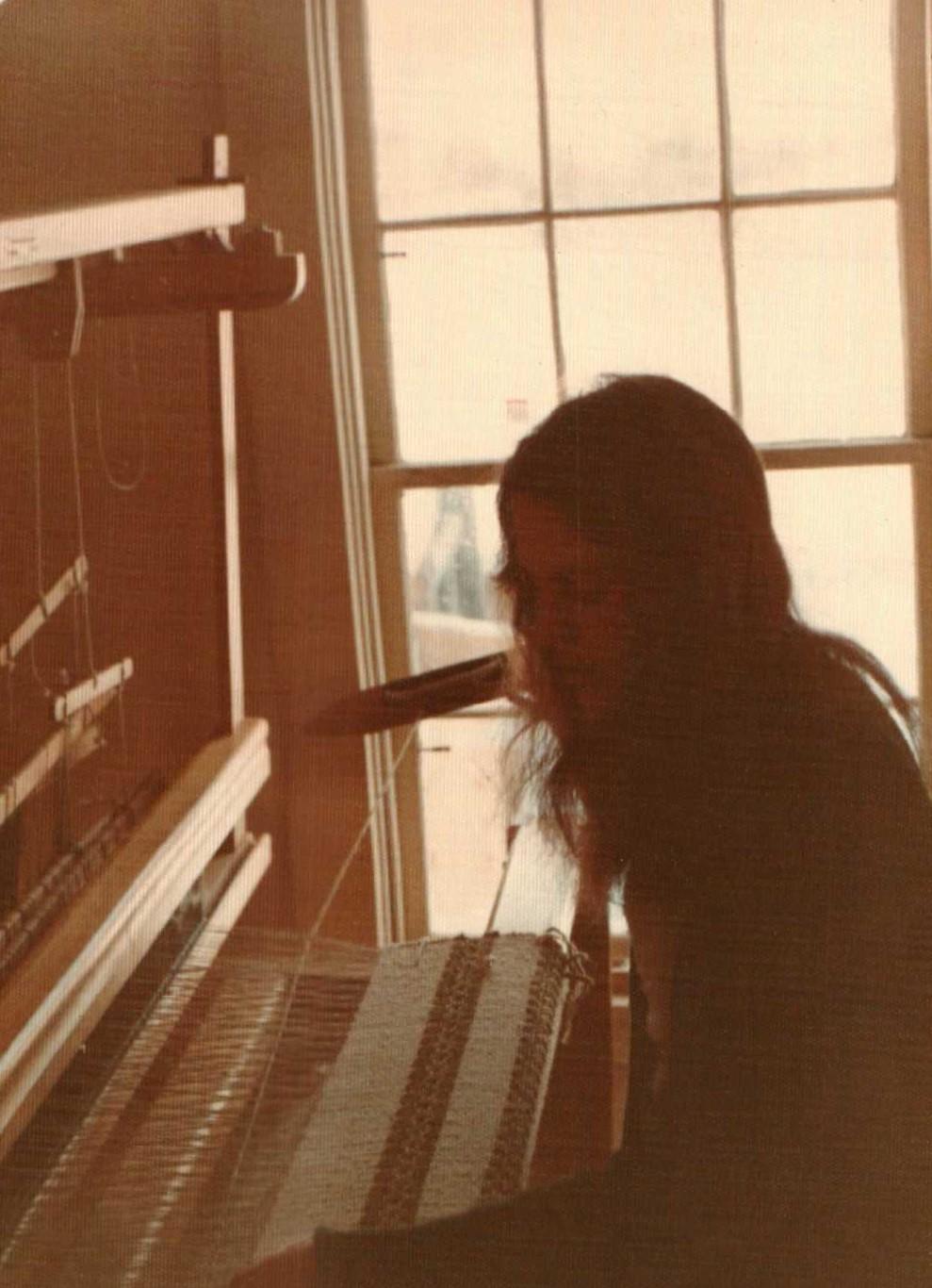 Carol Weaving (Antique Filter).jpg