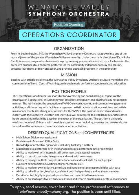 2018 Operations Coordinator Position Announcement v1.png