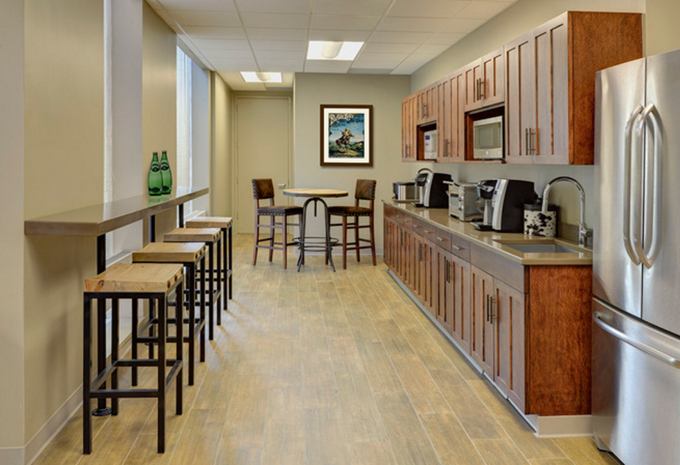 Corporate Kitchen Area