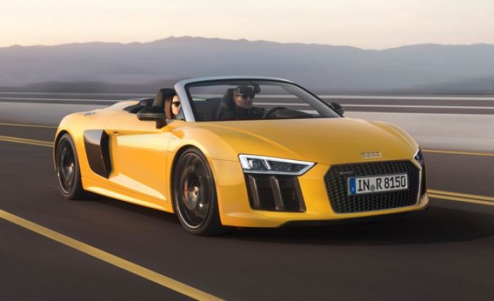 Mmmm. Drop-top Lambo V-10 noisiness.