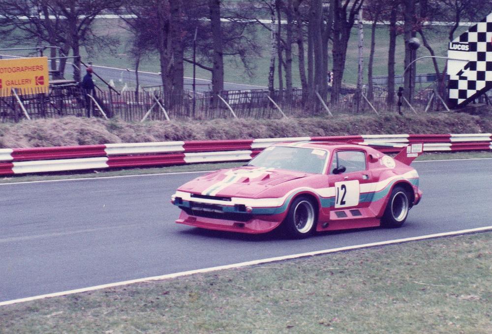 Silverstone, 1981.