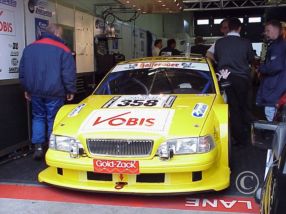 Nürburgring 24 Hours, 2000.