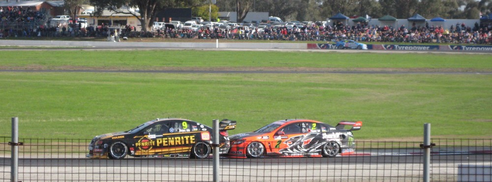 Will David Reynolds and Garth Tander be team mates next year?
