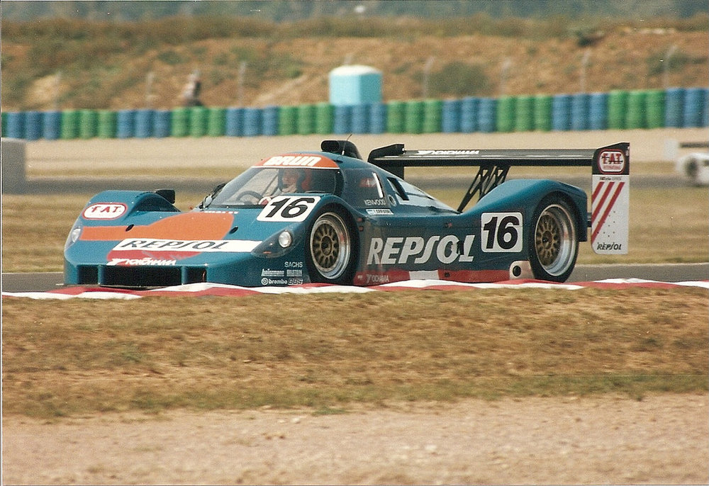 Magny Cours, 1991.