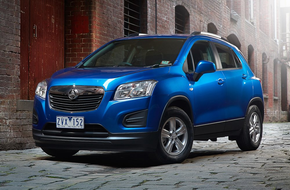 The Holden Trax is a FWD B segment hatchback SUV with a 20 year old engine for $23,990-28,490. A modern engine costs $29,990