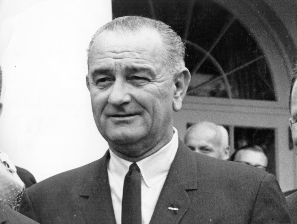 Lyndon Baines Johnson, the U.S. President that installed the chicken tax in 1963.