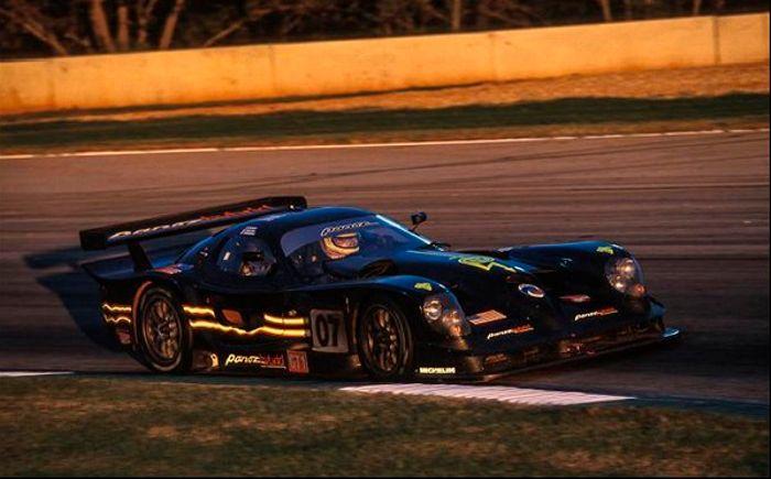 Petit Le Mans, 1998.
