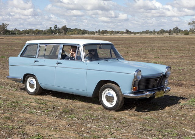 The 1962 Austin Freeway