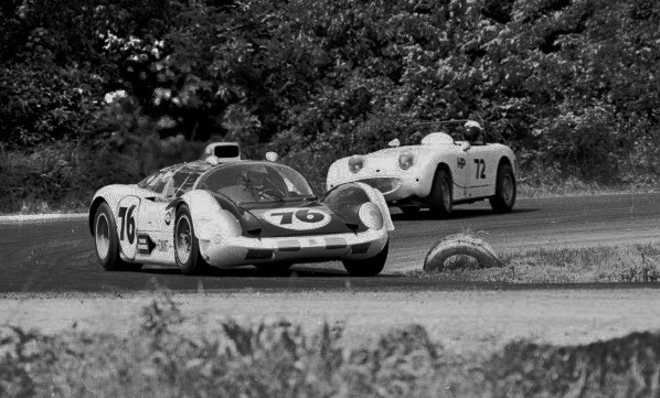 BOAC 500, Brands Hatch 1968.